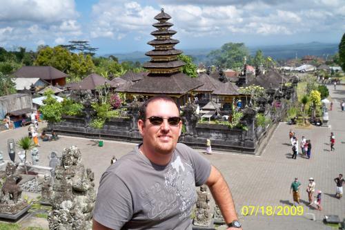O maior dos Templos em Bali